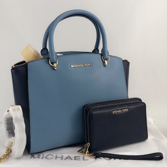 c164dd1616 NWT Michael Kors Ellis Large Set